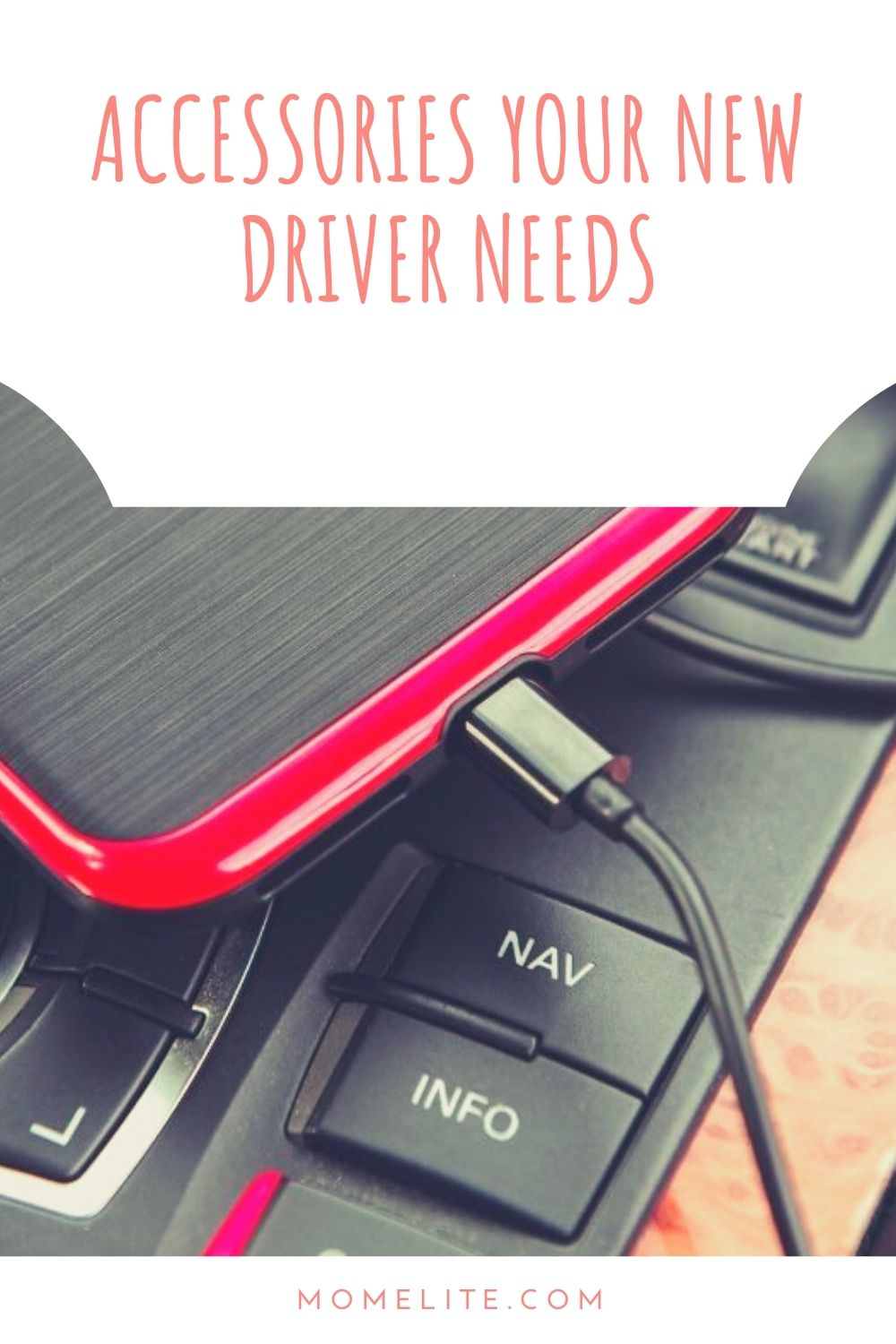 ACCESSORIES YOUR NEW DRIVER NEEDS