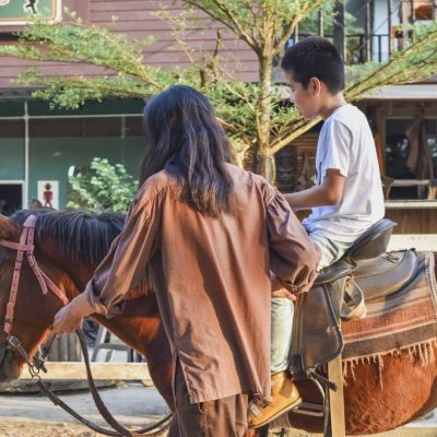 Benefits of Horseback Riding for People with Disabilities