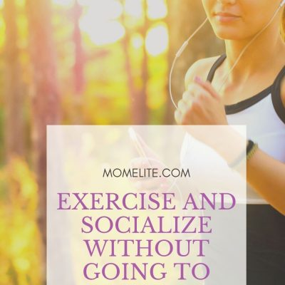 Exercise and Socialize Without Going to the Gym