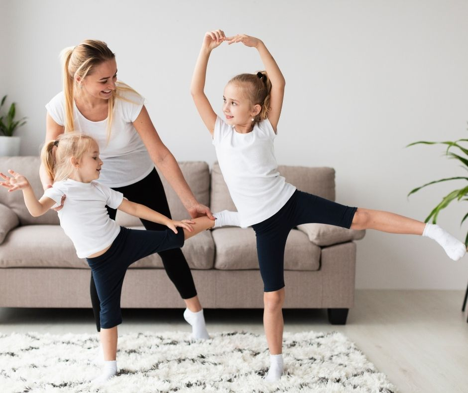 How Busy Parents Can Find the Time To Exercise