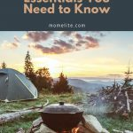 8 Necessary Camping Trip Essentials You Need to Know