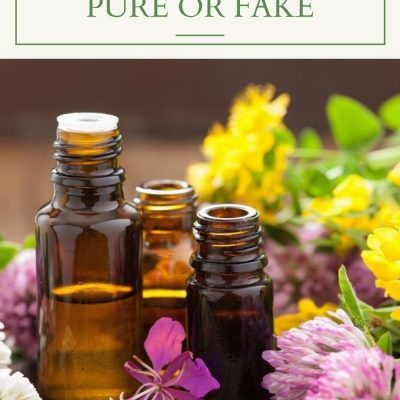 How to Tell if Essential Oils Are Pure or Fake