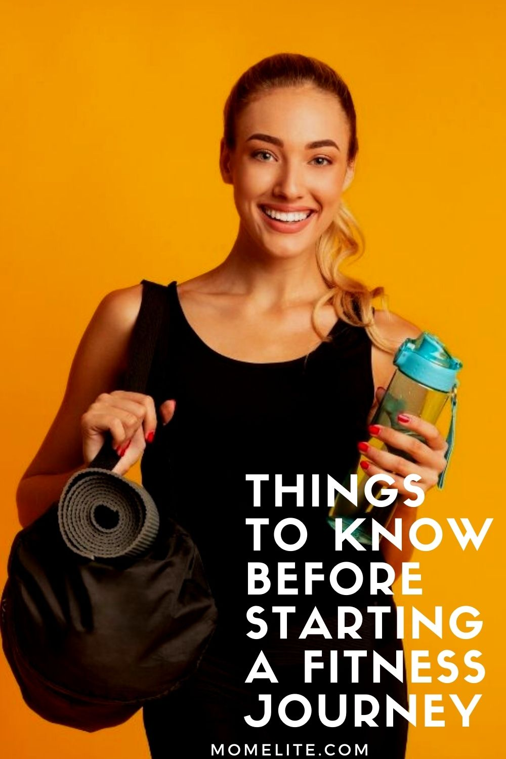 THINGS TO KNOW BEFORE STARTING A FITNESS JOURNEY