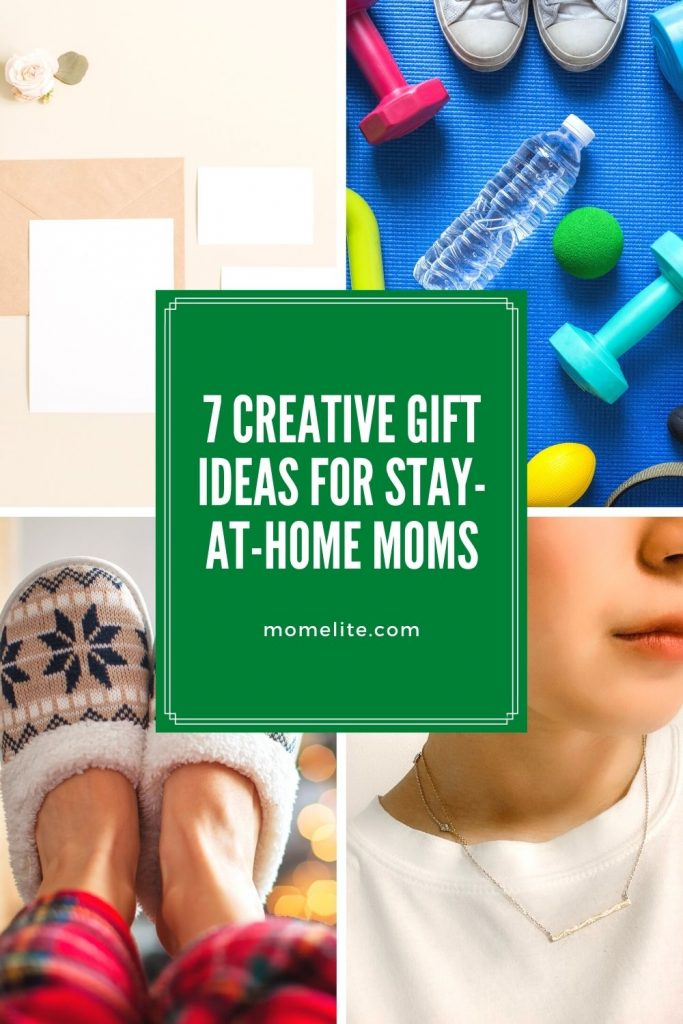 7 Creative Gift Ideas for Stay-at-Home Moms
