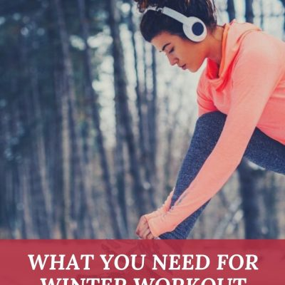 What You Need for Winter Workout Clothes