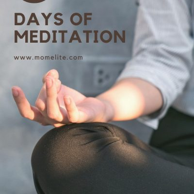 30 Days of Meditation