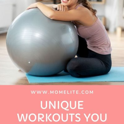 Unique Workouts You Can Do From Home