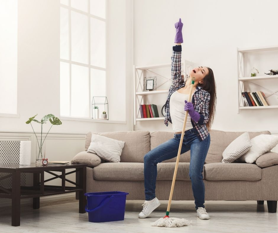 Right Around the Corner: The Benefits of Spring Cleaning