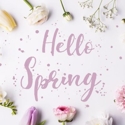 Ways To Start Getting Ready For Spring