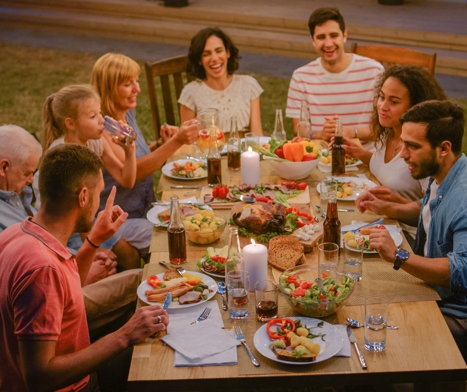 How To Make Your Family Reunion Memorable