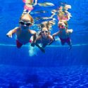 How To Help Your Child Overcome Their Fear of Swimming