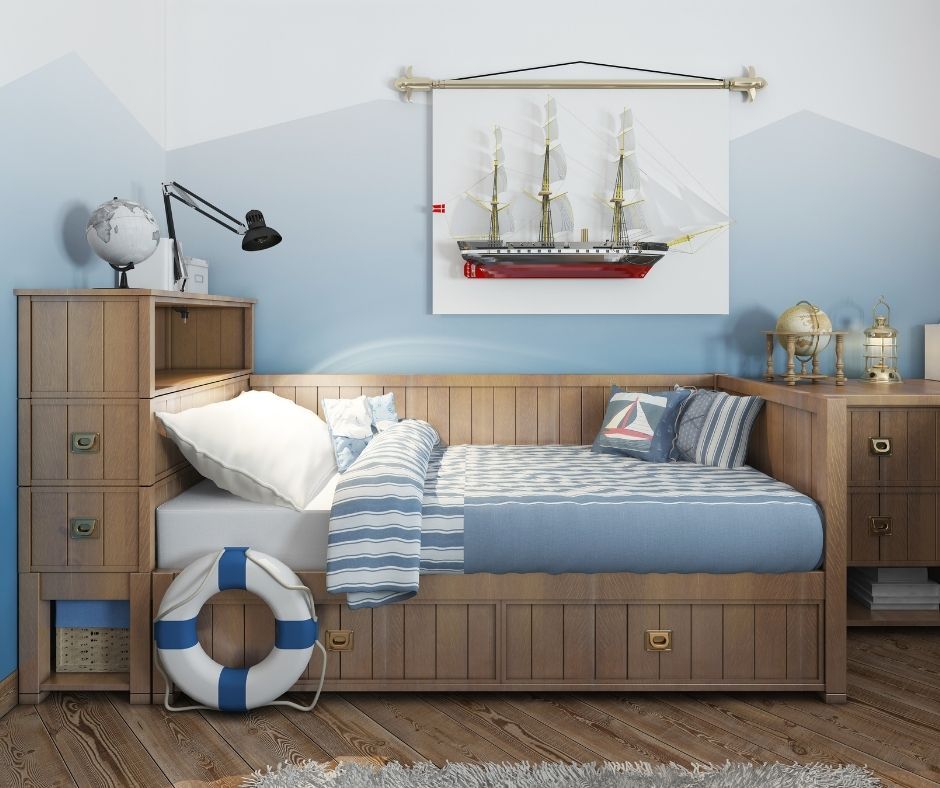 6 Creative Decor Ideas for Children's Bedrooms