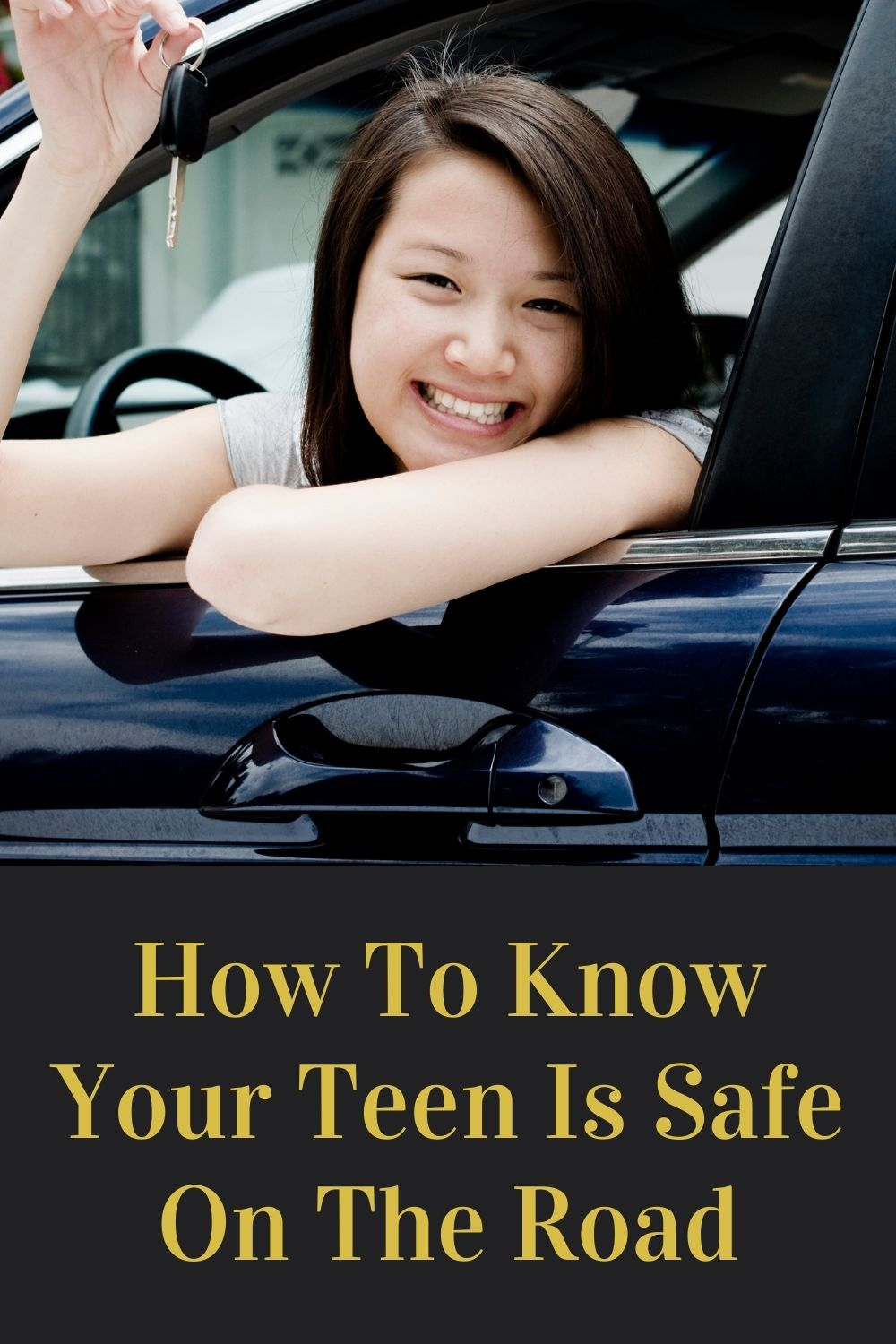 How To Know Your Teen Is Safe On The Road