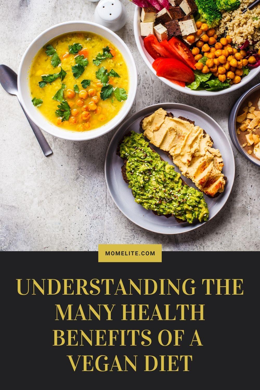 UNDERSTANDING THE MANY HEALTH BENEFITS OF A VEGAN DIET