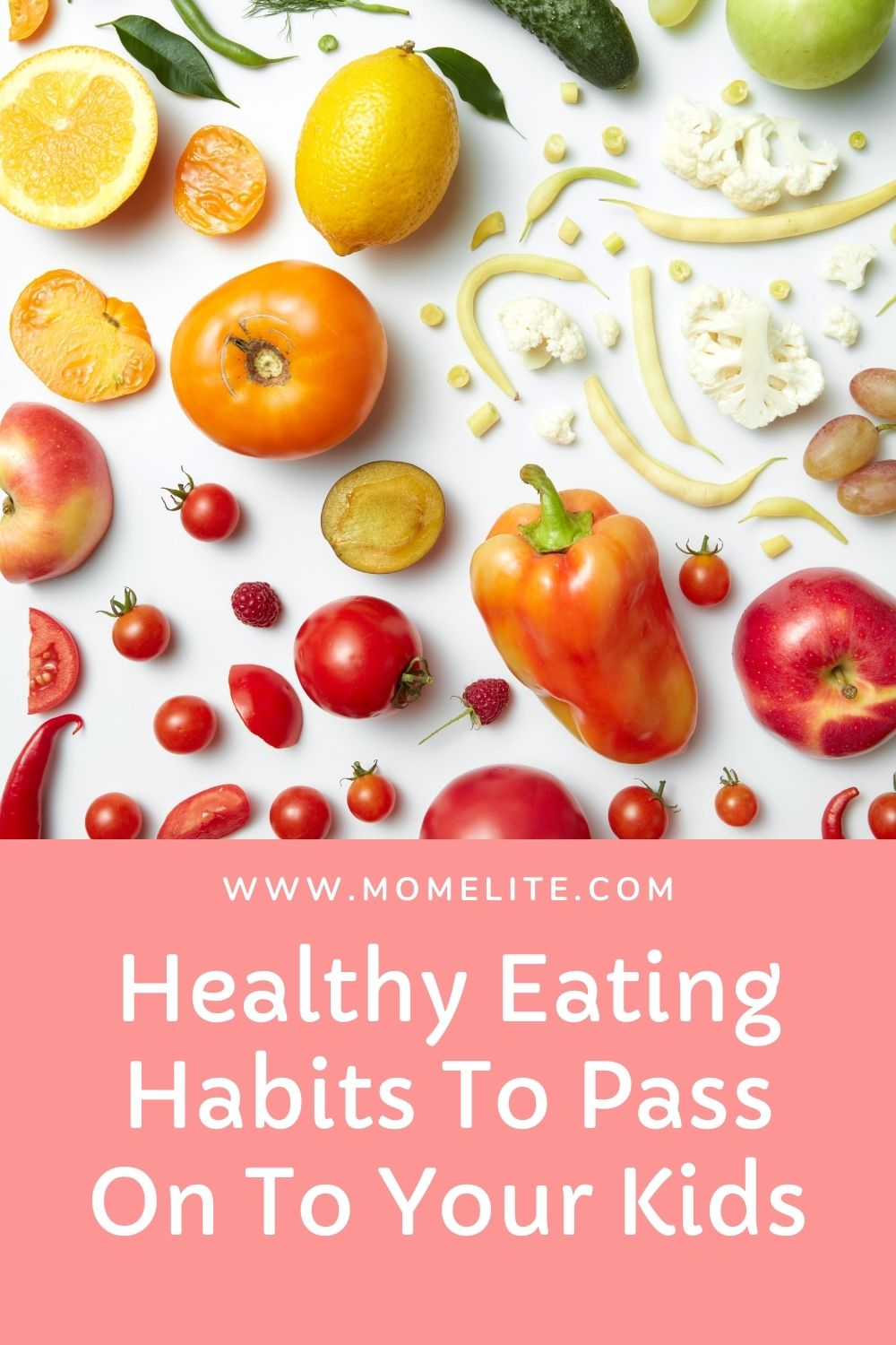 Healthy Eating Habits To Pass On To Your Kids